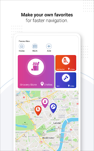 GPS Live Navigation, Maps, Directions and Explore android2mod screenshots 21