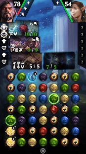 Magic: Puzzle Quest Screenshot