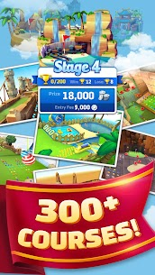 Download Mini Golf King MOD APK [Unlimited Coins Money Gold] 2021 4
