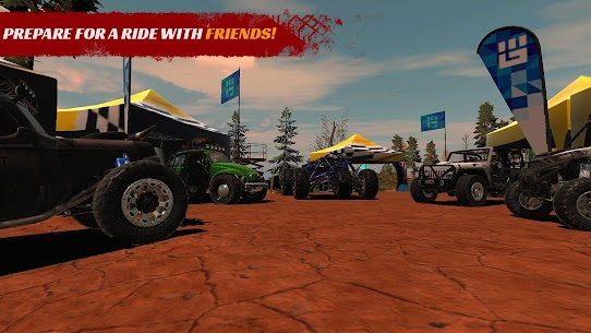 Offroad PRO – Clash of 4x4s MOD APK 1.0.15 (Free Shopping) 8