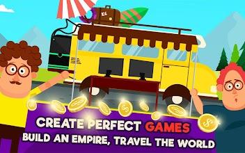 Freelancer Simulator Inc : Game Dev Money Clicker screenshot thumbnail
