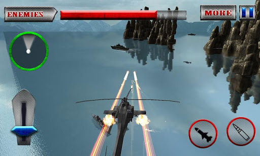Military Helicopter 3D  screenshots 6