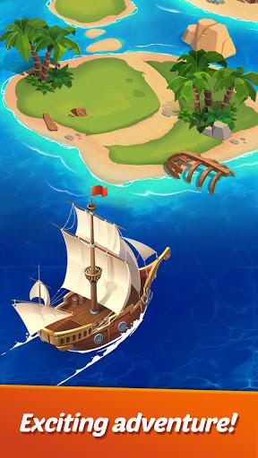 Gems Voyage - Match 3 & Jewel Blast 1.0.12 screenshots 1