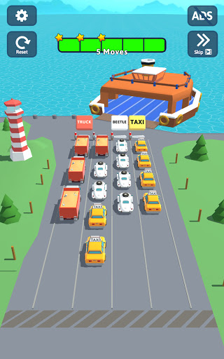 Car Stack - A Queue Puzzle 1.05.08 screenshots 10