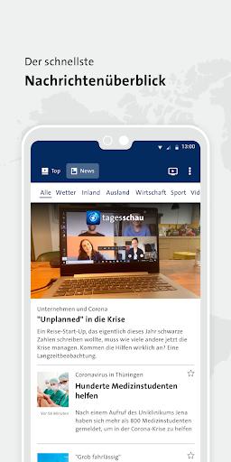 tagesschau - Aktuelle Nachrichten 3.0.2 Screenshots 3