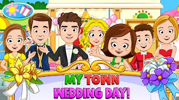 My Town: Wedding Day - The Wedding Game for Girls