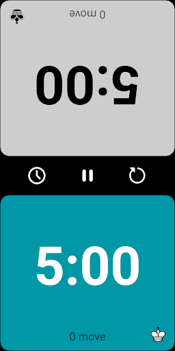 Chess Clock - Game Timer & Stats  screenshots 1