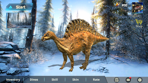 Ouranosaurus Simulator apktreat screenshots 1