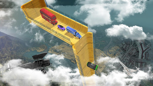Vertical Mega Ramp Impossible 3D 1.9 screenshots 2