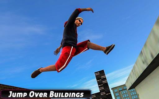 City Rooftop Parkour 2019: Free Runner 3D Game 1.3 APK screenshots 10