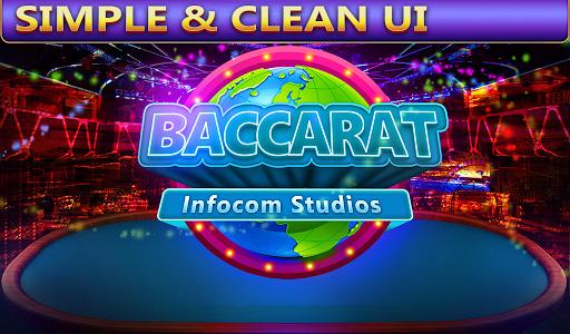 baccarat - win your bets at casino screenshot 1