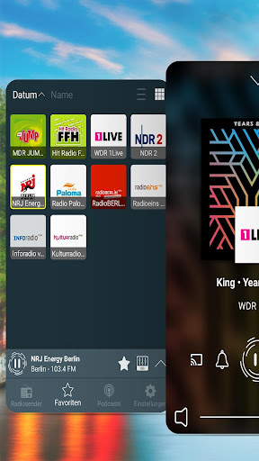 radio germany: online radio player screenshot 1