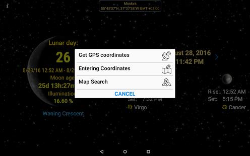 Moon Calendar 3.0 Screenshots 16