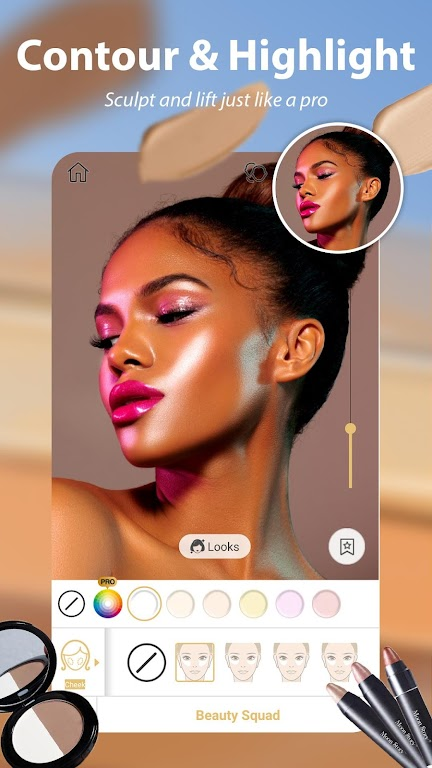 Perfect365 MOD APK (VIP Unlocked) : One-Tap Makeover poster 23