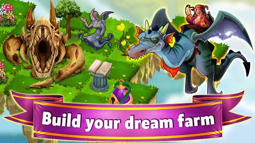 Dragon Land - Merge, Collect & Evolve Dragons! screenshots 5