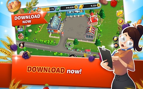 Food World Tycoon MOD Apk (Unlimited Money) Download 10