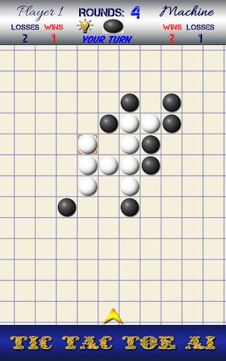 Tic Tac Toe AI - 5 in a row apktram screenshots 11