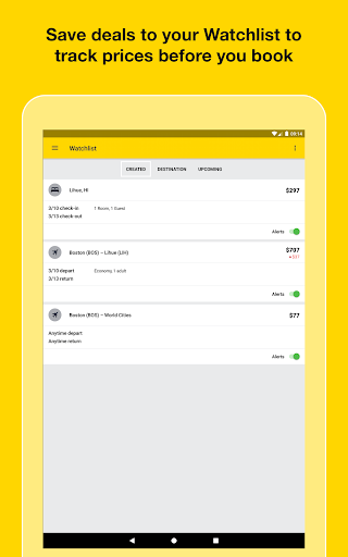 Cheapflights u2013 Flight Search android2mod screenshots 6