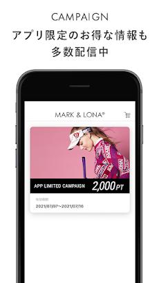 MARK & LONA 公式アプリのおすすめ画像4