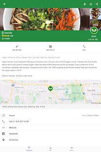 Find Vegan Restaurants & Vegetarian Food- HappyCow 62.0.71-free-v2 Screenshots 18
