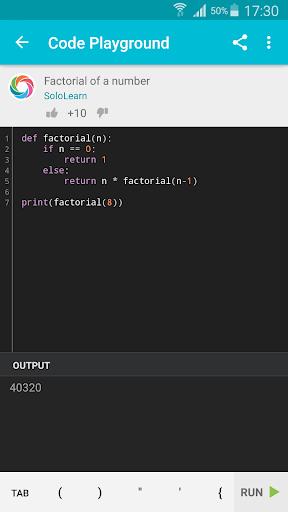 Learn Python  Screenshots 4