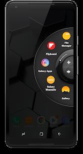 Wheel Launcher Full customizable sidebar Screenshot