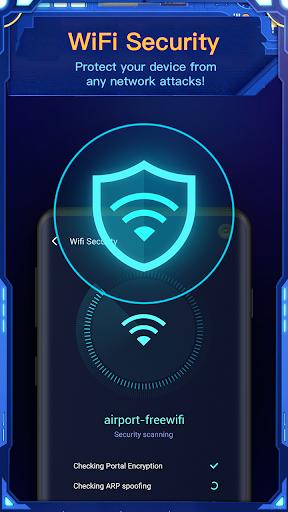 Nox Security - Antivirus Master, Clean Virus, Free apktram screenshots 8