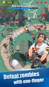 Mow Zombies Mod Apk 1.6.17 (Free Shopping) 1