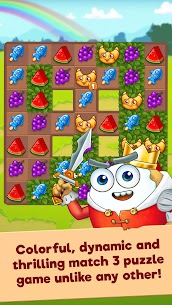 🧨Heroes of Match 3 1.205.2 Mod APK with Data 1