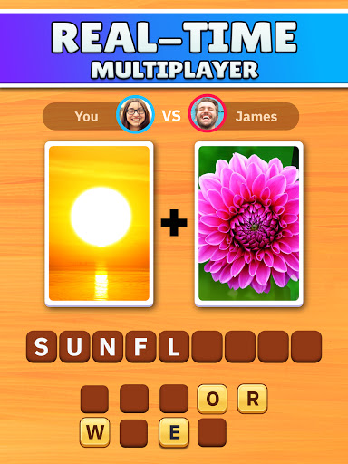 Word Pics ud83dudcf8 - Word Games ud83cudfae apkslow screenshots 18