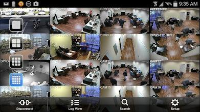 iDVR-PRO Viewer: CCTV DVR App screenshot thumbnail