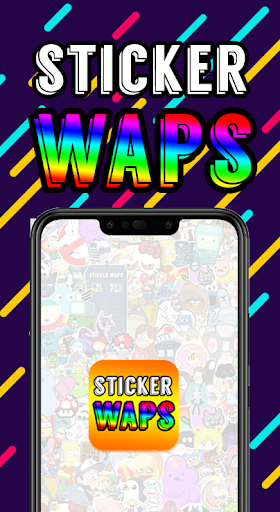 StickerWaps - Whatsapp Sticker Maker  screenshots 1