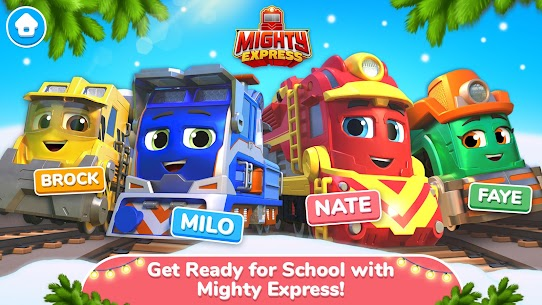 Mighty Express — Play & Learn with Train Friends Mod Apk (Unlocked) 1