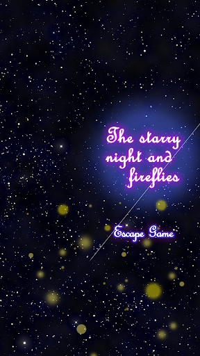 Room Escape Game: The starry night and fireflies screenshots 11