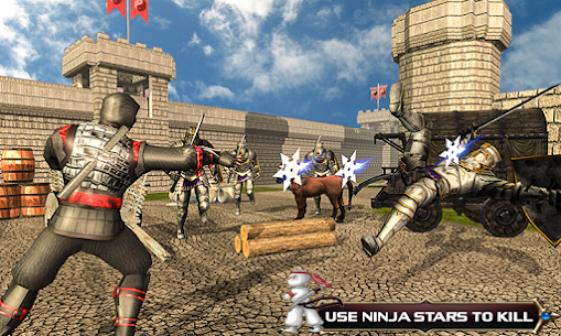 Superhero Master: League of Ninja – Kungfu Legends 4
