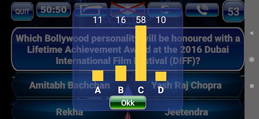 KBC Quiz App 2021 Offline Hindi And English 1.4.1 screenshots 23