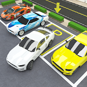 Real Dr Car Parking Games: New Parking Free Games