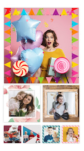 Photo Frames Collection – Photo Editor & Collage