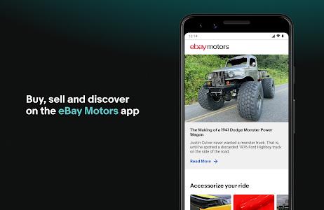 eBay Motors: Parts, Cars, and more 2.5.1
