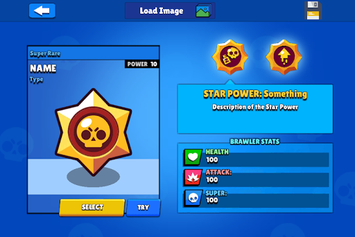 Card Maker for Brawl Stars 1.5 Screenshots 4