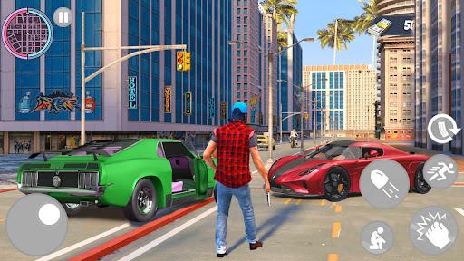 Miami Gangster Crime City - Open World Games 2021 1.17 screenshots 1
