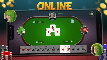 Call Break Online Multiplayer