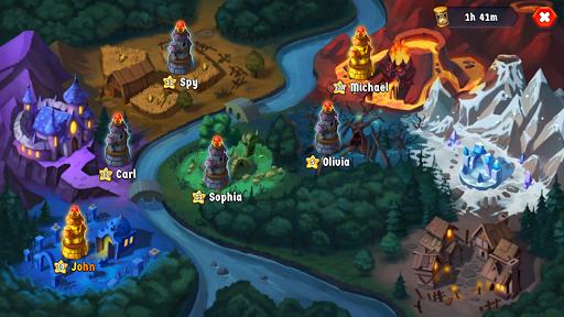 Spooky Wars - Battle Castle Defense Strategy Game SW-00.00.58 Screenshots 16