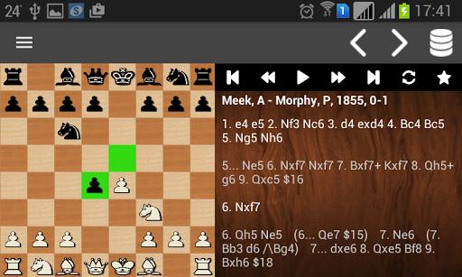 Chess PGN reader 1.0.10 screenshots 10
