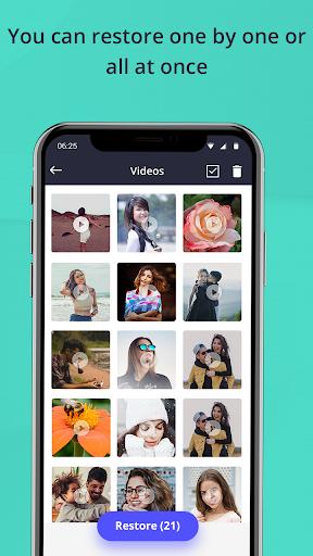 Photo Video Recovery App  screenshots 5