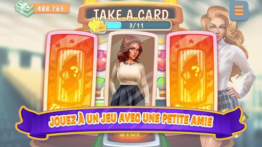 Code Triche Campus: simulateur de rencontres (Astuce) APK MOD screenshots 5