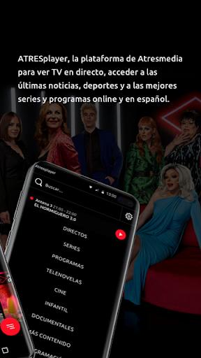 ATRESplayer - Series, pelu00edculas y TV online apktram screenshots 2
