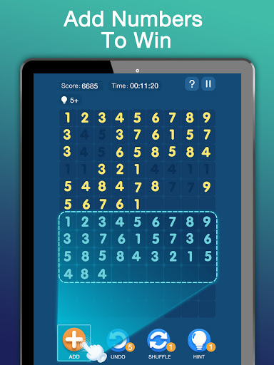 Match Ten - Number Puzzle 0.1.7 screenshots 11