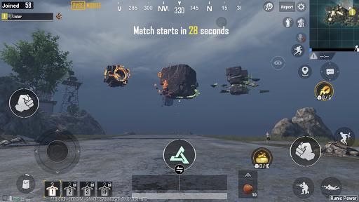PUBG MOBILE - RUNIC POWER  APK screenshots 8
