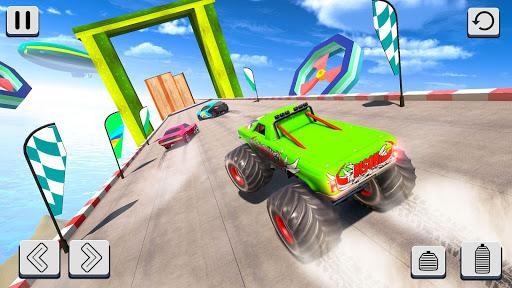 Mega Ramp Car Racing Stunts 3D - Impossible Tracks 1.2.9 Screenshots 11